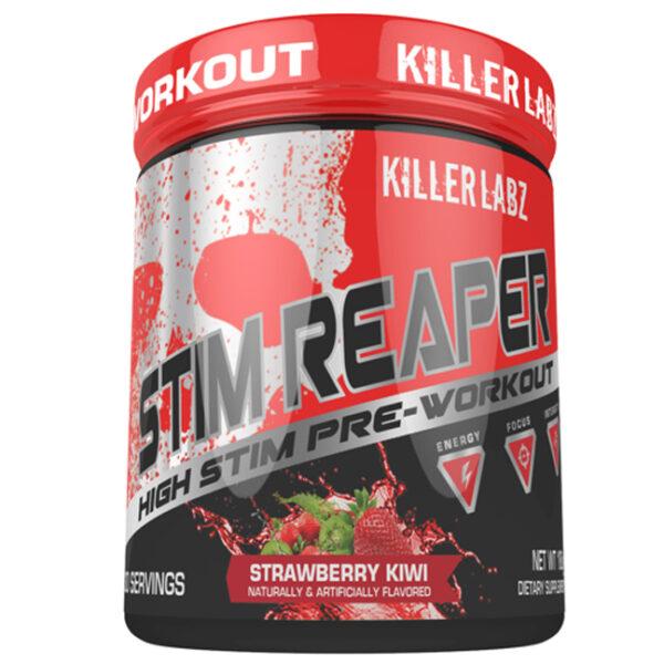 Stim Reaper Pre Workout by Killer Labz, USA